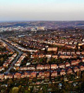 Auto huuren & huurauto in Sheffield