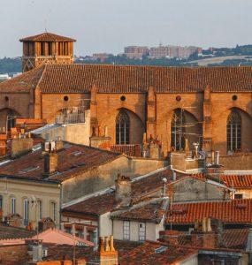 Auto huuren & huurauto in Toulouse