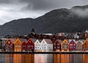 Autoverhuur in Noorwegen