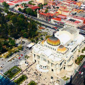 Auto huuren & huurauto in Mexico-stad