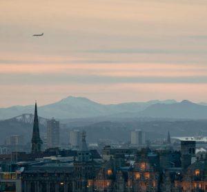 Auto huren & autoverhuur Edinburgh Airport