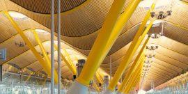 Luchthaven Adolfo Suárez Madrid-Barajas