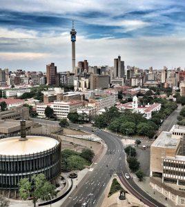 Auto huuren & huurauto in Johannesburg