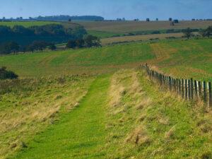 De meest mooie en schilderachtige wegen in Yorkshire